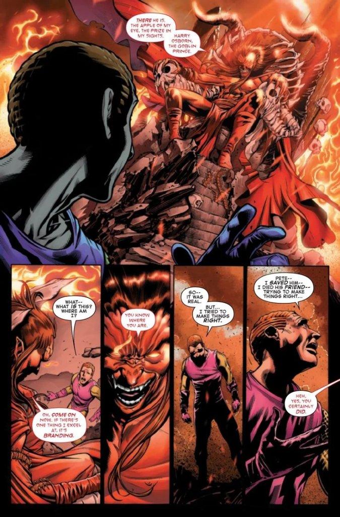 Amazing Spider-Man #74, anteprima 03