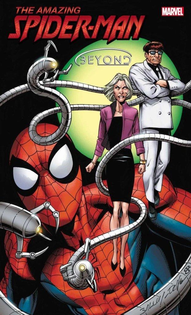 Amazing Spider-Man #80.BEY, copertina di Mark Bagley
