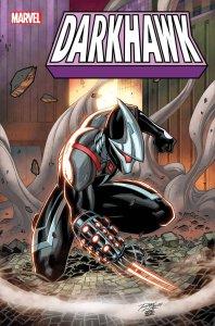 Darkhawk #1, variant cover di Ron Lim