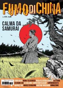 Fumo di China 310, copertina di Fabio Berti
