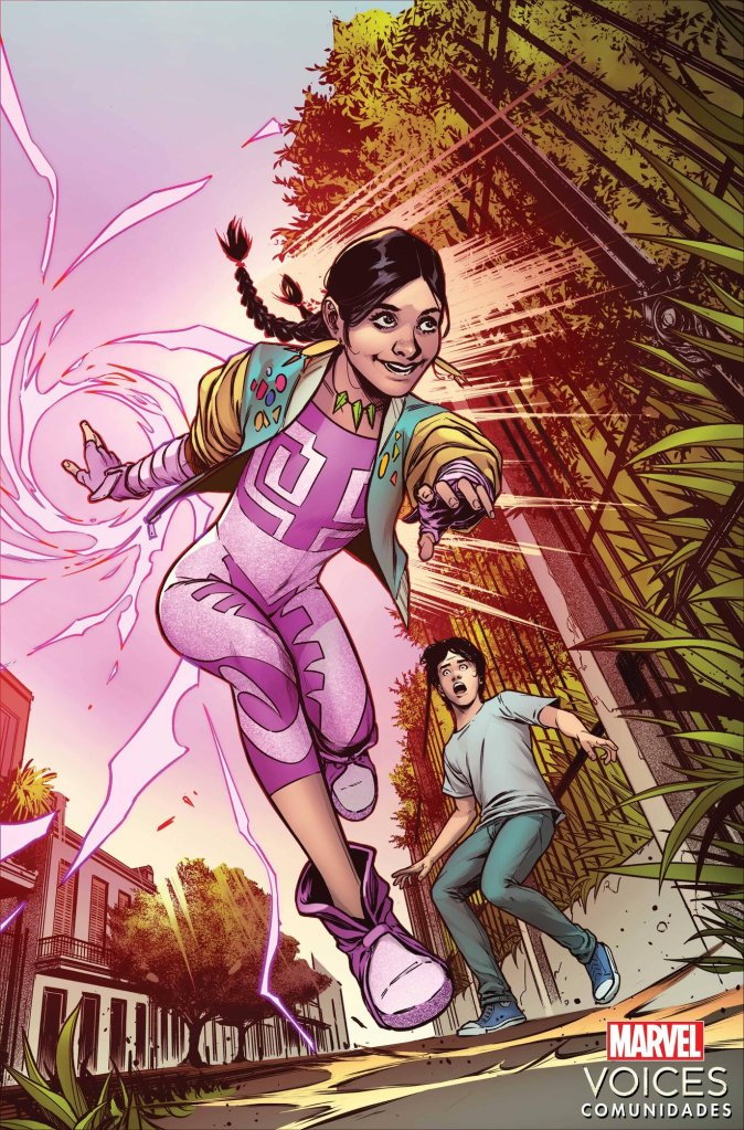 Marvel's Voices: Comunidades #1, anteprima 1