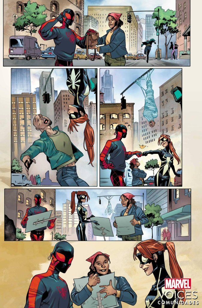 Marvel's Voices: Comunidades #1, anteprima 4