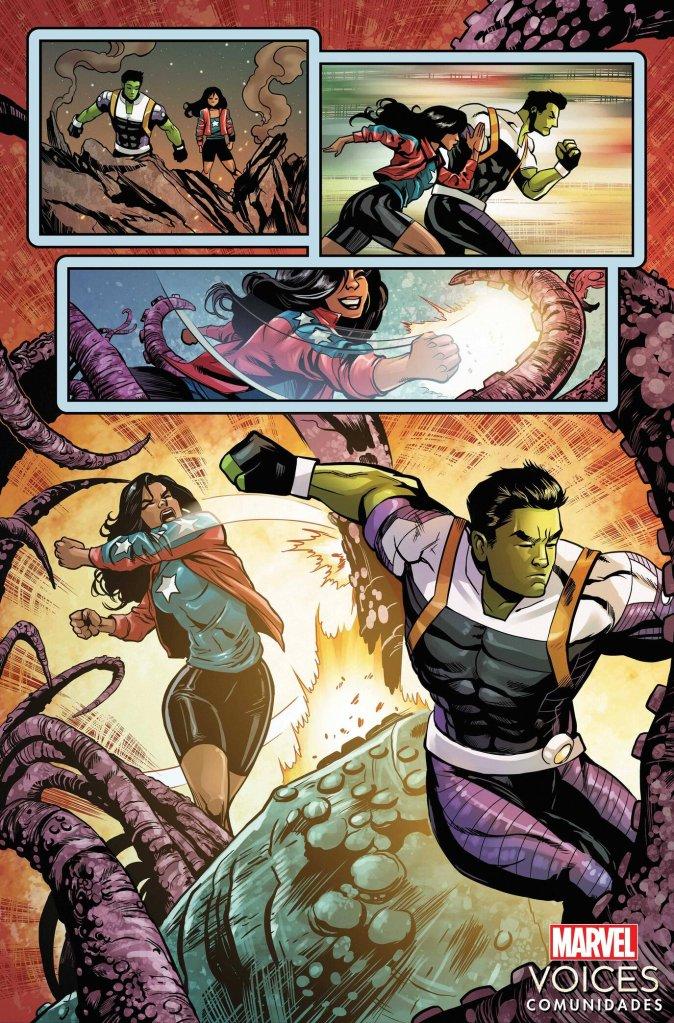 Marvel's Voices: Comunidades #1, anteprima 5