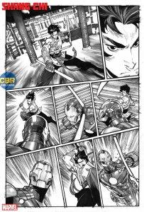 Shang-Chi #5 anteprima 01