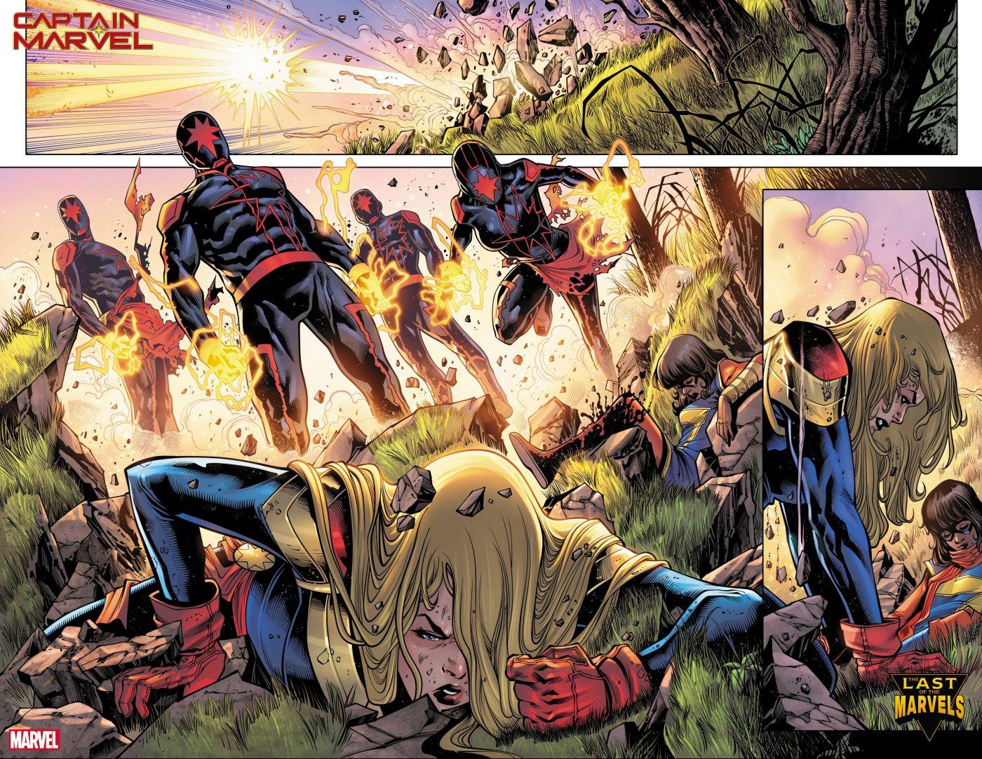 Captain Marvel #33, anteprima 02