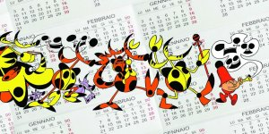 Calendario Bottaro