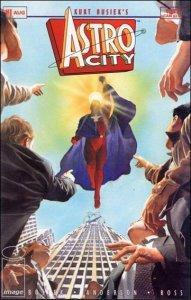 Astro City #1, copertina di Alex Ross