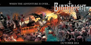 Birthright poster