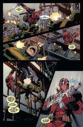 Deadpool & Cable Split Second #1, anteprima 02
