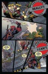 Deadpool & Cable Split Second #1, anteprima 03