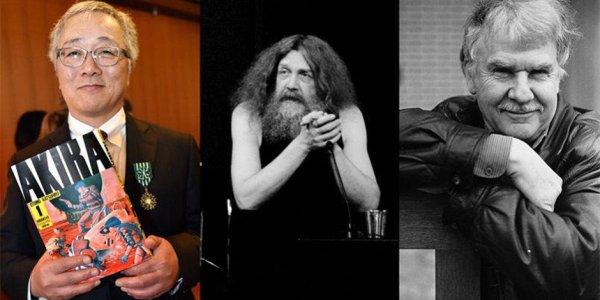 Grand Prix di Angoulême 2015: i tre finalisti