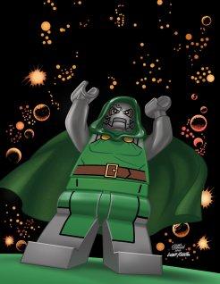 Marvel Lego 12