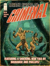 Savage Sword of Criminal