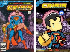 Crisis on Infinite Earth #7