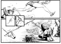 Tokyo Ghost #1, pagina 1