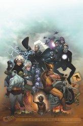 Uncanny X-Men #600, variant cover di Olivier Coipel