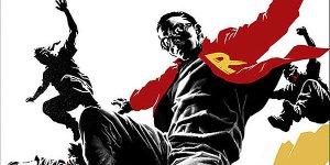 We Are Robin - copertina di Lee Bermejo ico