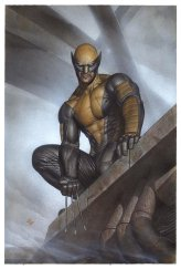 Wolverine #12, variant cover di Adi Granov