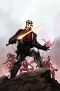 Black Knight #2, Marvel '92 variant cover di Steve Epting