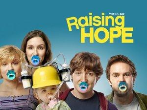 Il cast di Raising Hope