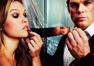 Dexter: Julia Stiles e Michael C. Hall
