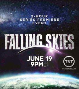 falling skies artwork