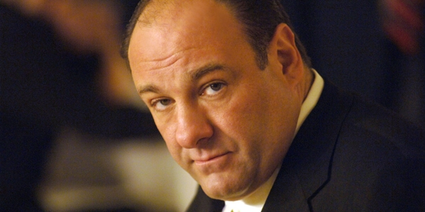 James Gandolfini I Soprano