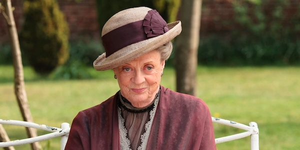 Lady Violet - Downton Abbey
