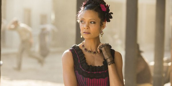 Westworld Maeve Thandie Newton