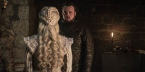 Game of Thrones - Sam e Daenerys