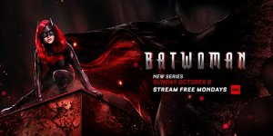 Batwoman artwork ufficiale Ruby Rose The CW ascolti