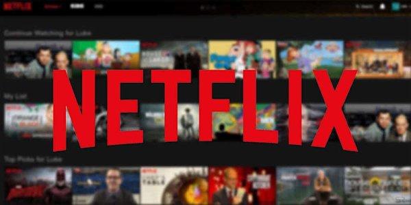 Netflix screen account cancella schermo banner