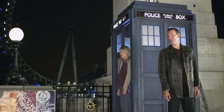 Doctor Who christopher eccleston primo episodio rose