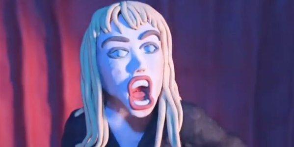 Joseph Brett Twin Peaks plastilina stop motion