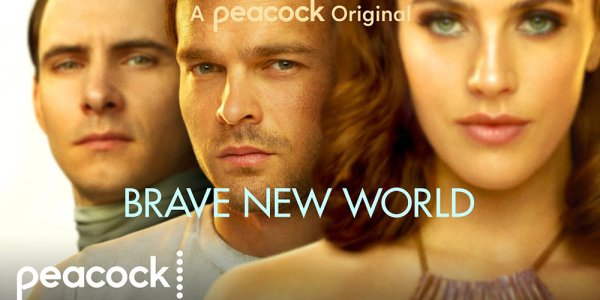 Brave New World Peacock recensione