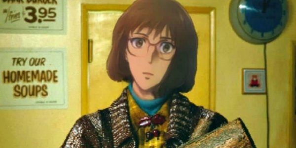 Twin Peaks Anime