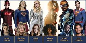 Arrowverse: i leak sulle nuove stagioni dell'universo televisivo DC