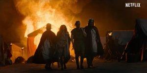 barbari trailer serie netflix recensione