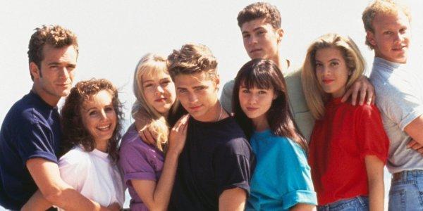Beverly Hills, 90210 le star ricordano Luke Perry nel giorno del compleanno