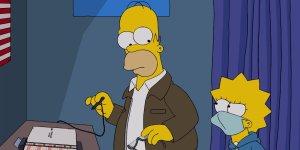 I Simpson 50 motivi per non votare Donald Trump in una nuova clip della serie