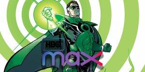 Lanterna verde HBO Max green lantern serie tv