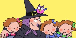 Tre gemelle e una strega arriva il reboot della serie animata