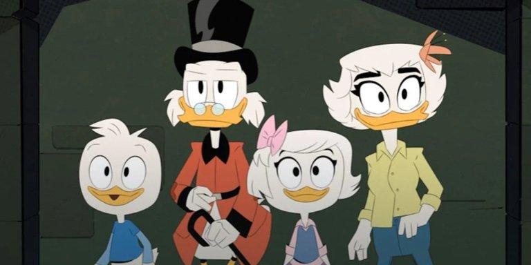DuckTales - Sorella Zio Paperone