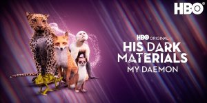His Dark Materials la HBO ha lanciato un'app per creare il proprio daimon in realtà aumentata