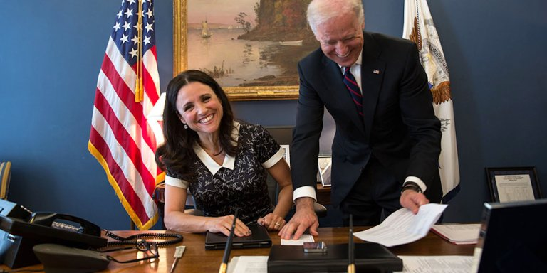 julia louis-dreyfus vicepresidente