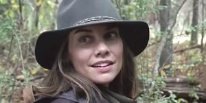 Lauren Cohan - Maggie - The Walking Dead