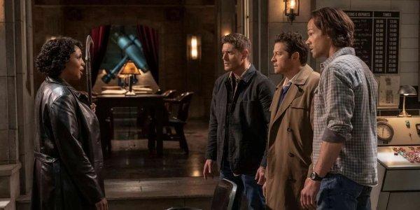 Supernatural - Despair reazioni Dean Castiel