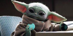 The Mandalorian Grogu Baby Yoda Macaron Nevarro Nummies