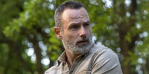 The Walking Dead - Andrew Lincoln - Rick