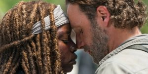 The Walking Dead - Rick Michonne